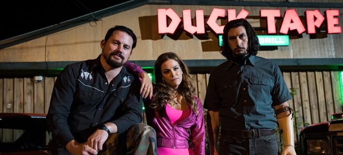 «Logan Lucky»: Η νέα ταινία του Στίβεν Σόντερμπεργκ έρχεται αποκλειστικά στη Nova [βίντεο]