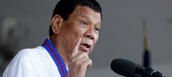 Φωτογραφία: AP/ Bullit Marquez