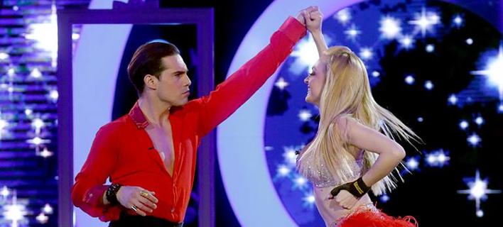 Φωτογραφία: Facebook @ANT1 Dancing with the Stars *Official Page*