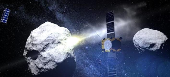 Ενας αστεροειδής μεγέθους ποδοσφαιρικού γηπέδου πέρασε ξυστά από τη Γη [βίντεο]