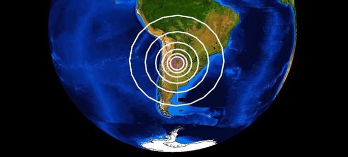 Σεισμός 6,2 ρίχτερ στην Αργεντινή [εικόνα]