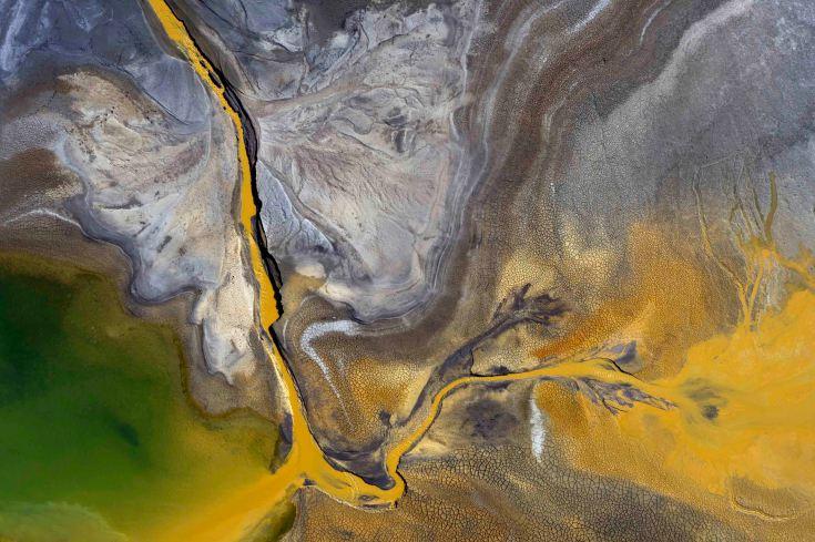 Εκπληκτικές αεροφωτογραφίες που κάνουν τη Γη να μοιάζει με ζωγραφιά