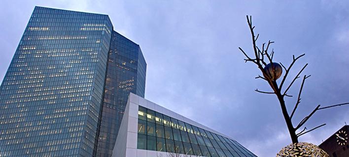 Η Ευρωπαϊκή Κεντρική Τράπεζα/ Φωτογραφία: ΑΡ