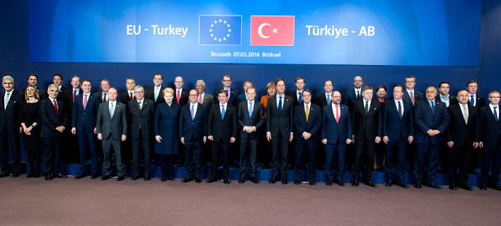 Θρίλερ για το προσφυγικό -Τούρκικο παζάρι έως τις 17 Μαρτίου