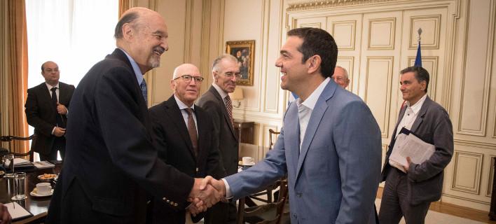 Συνέχιση των μεταρρυθμίσεων ζήτησε η Ενωση Ελληνικών Τραπεζών από τον Πρωθυπουργό/Φωτογραφίες: Intimenews