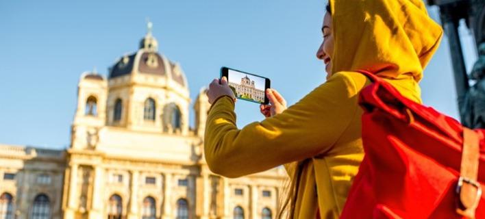 Η εφαρμογή απευθύνεται σε όλους τους Ευρωπαίους πολίτες, φωτογραφία: ΑΠΕ-ΜΠΕ