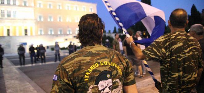 Η αστυνομία απαγόρευσε στους εφέδρους που μιλούσαν για πραξικόπημα να κατέβουν τ