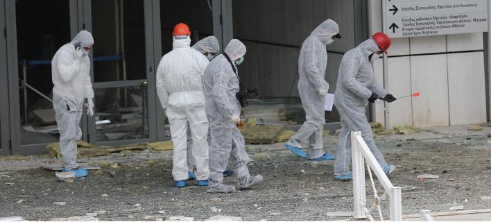 Εφετείο: Με καλάσνικοφ πυροβόλησαν οι τρομοκράτες -Ποια οργάνωση βλέπει η αντιτρομοκρατική /Φωτογραφία: Intime News