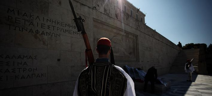 «Aπόβαση» στη Θεσσαλονίκη: Εφιπποι Κρητικοί στο συλλαλητήριο για το Σκοπιανό