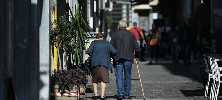 συνταξιούχοι/Φωτογραφία: SOOC