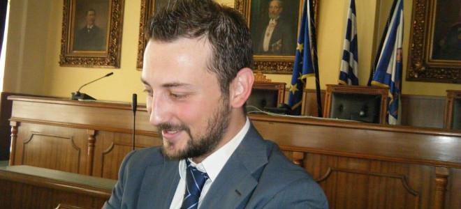 Παραιτήθηκε από το συνδυασμό Μιχαλολιάκου ο αντιδήμαρχος Πειραιά Σαράντης Ευσταθ