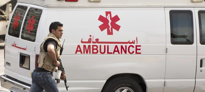 Εκρηξη στο Κάιρο/ Φωτογραφία αρχείου: AP- Amr Nabil