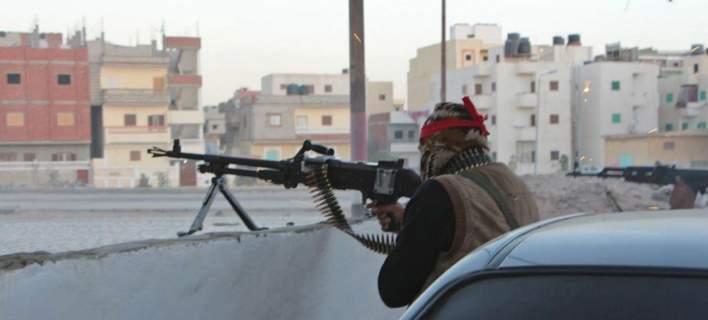 Αίγυπτος: Νεκροί 36 τζιχαντιστές και τέσσερις στρατιώτες στο Σινά