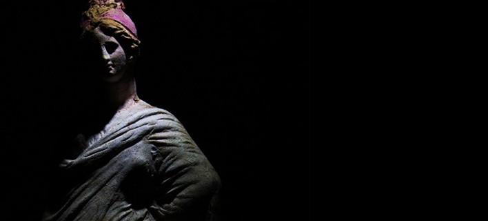 Πήλινοι θησαυροί στο Αρχαιολογικό Μουσείο Θεσσαλονίκης -Αγάλματα και διακοσμητικά [εικόνες]