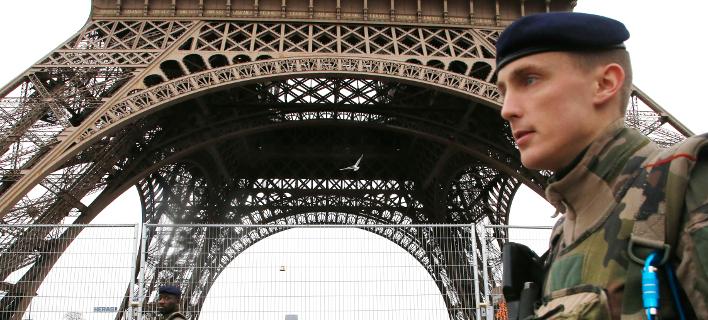 Πύργος του Άιφελ, Φωτογραφία Αρχείου: AP