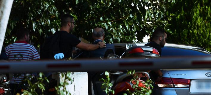 Στον εισαγγελέα οι κατηγορούμενοι για την υπόθεση Κωστόπουλου / Φωτογραφία: Intimenews-ΒΑΡΑΚΛΑΣ ΜΙΧΑΛΗΣ