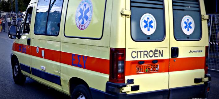 ΕΚΑΒ/Φωτογραφία αρχείου eurokinissi