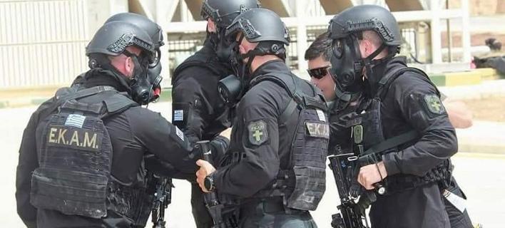 Φωτογραφία: Υπουργείο Προστασίας του Πολίτη