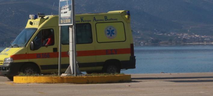 60χρονη έχασε τη ζωή της όταν έπεσε στη θάλασσα στα Χανιά (Φωτογραφία αρχείου: EUROKINISSI-ΠΑΠΑΔΟΠΟΥΛΟΣ ΒΑΣΙΛΗΣ)