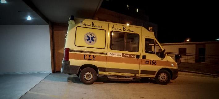 36 ετών η άτυχη γυναίκα/ Φωτογραφία αρχείου: EUROKINISSI- ΘΑΝΑΣΗΣ ΚΑΛΛΙΑΡΑΣ