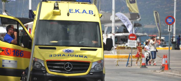 Φωτογραφία: Eurokinissi / Τραγωδία στον Βόλο: Πατέρας βρήκε νεκρό τον γιο του στο καναπέ του σαλονιού
