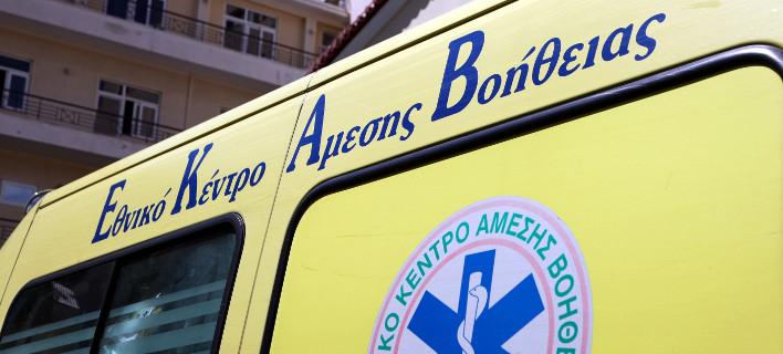 Ενας 14χρονο αγόρι έπεσε σε βράχια /Φωτογραφία: ΠΑΝΑΓΟΠΟΥΛΟΣ ΓΙΑΝΝΗΣ/ Eurokinissi/ Αρχείο