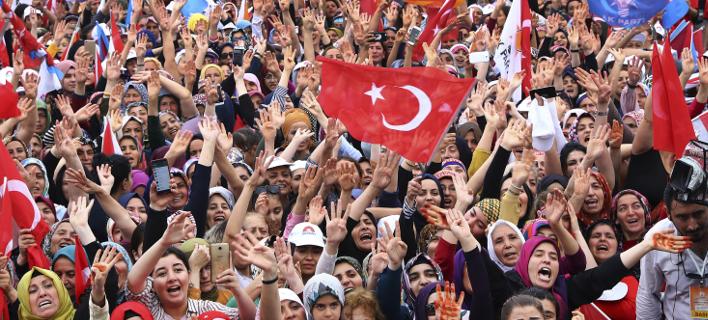 Εκλογές Τουρκία/ Φωτογραφία AP images