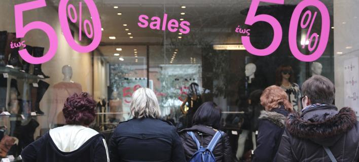 Φωτογραφία:INTIME/ Ξεκινούν οι εκπτώσεις από σήμερα- Πόσο θα διαρκέσουν, ποια Κυριακή θα είναι ανοιχτά τα μαγαζιά