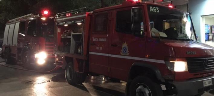Θεσσαλονίκη: Εκρηξη σε διαμέρισμα- 4 τραυματίες [εικόνα]
