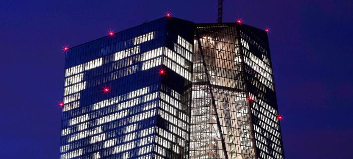 Κτήριο ΕΚΤ/ Φωτογραφία AP images