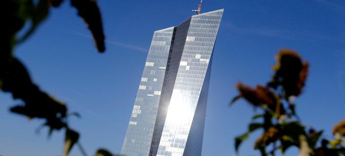 Αμετάβλητα παραμένουν τα επιτόκια της Ευρωπαϊκής Κεντρικής Τράπεζας