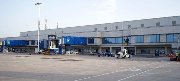 To αεροδρόμιο «Ελ. Βενιζέλος»/Φωτογραφία: Eurokinissi