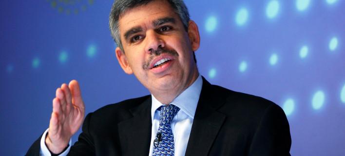 Ελ Εριάν: Η Ελλάδα μοιάζει με την Αργεντινή του 2001 -Θα πεταχτεί από το ευρώ λόγω ατυχήματος