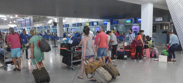 Αύξηση των αεροπορικών θέσεων στην Ελλάδα/Φωτογραφία: Eurokinissi