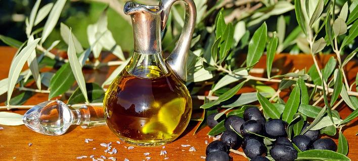 To ελαιόλαδο και οι ελιές είναι στο πλάνο της Κομισιόν/Φωτογραφία: Pixabay
