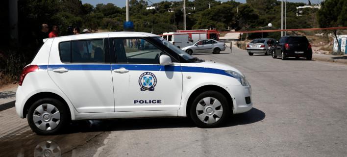 Συνελήφθη Τούρκος που μόλις είχε βάλει φωτιά κοντά στην Εγνατία/ Φωτογραφία: ΣΤΕΛΙΟΣ ΜΙΣΙΝΑΣ/ Eurokinissi/ Αρχείο