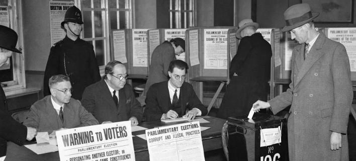 Γιατί οι Βρετανοί ψηφίζουν πάντα Πέμπτη -Παράδοση 100 χρόνων