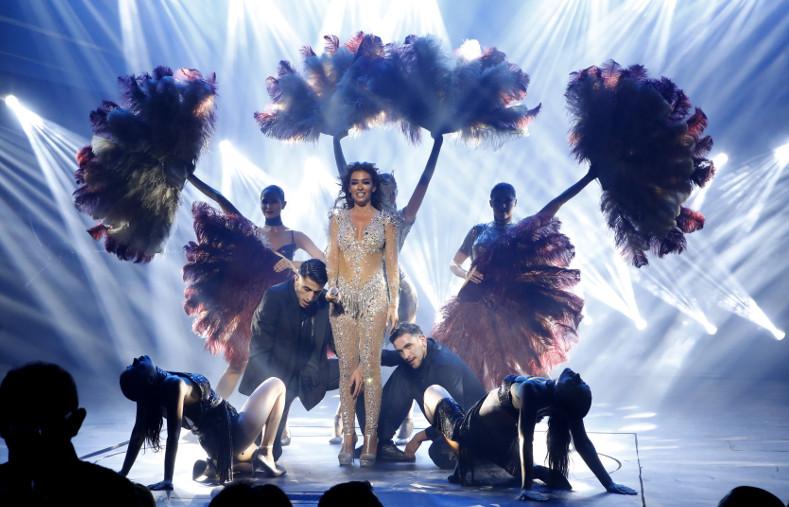 eleni foyreira 1 - Στην Eurovision με την Κύπρο η Ελενη Φουρέιρα