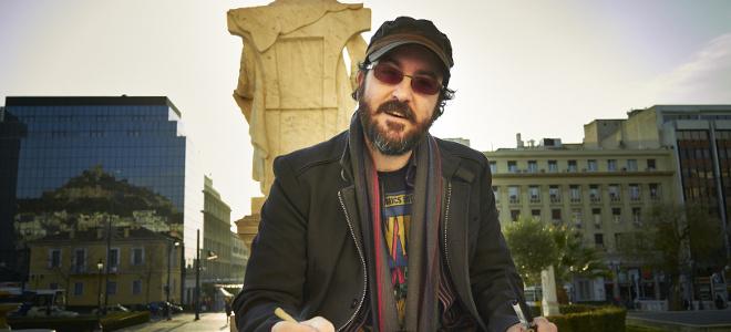 Mιχάλης Διαλυνάς -Ο Κρητικός που σχεδιάζει σούπερ ήρωες στο Μέγαρο της Marvel [εικόνες]