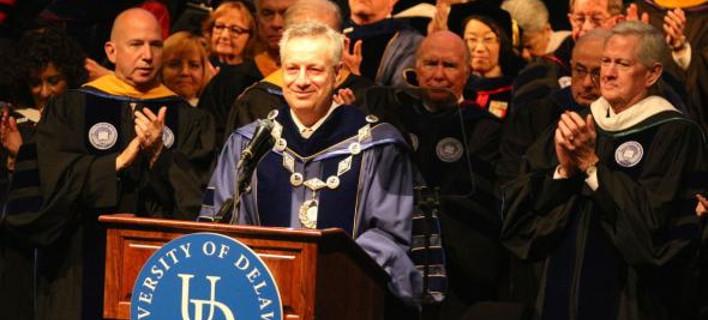 Ελληνας θα είναι ο νέος πρόεδρος του πανεπιστημίου Delaware -Ο Διονύσης Ασσάνης [εικόνα]