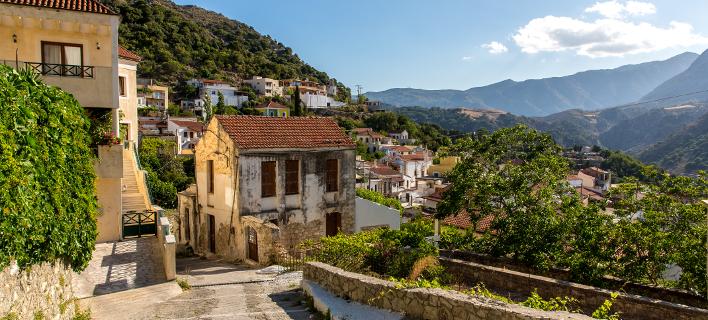 Ελληνικο χωριό /Φωτογραφία: Shutterstock
