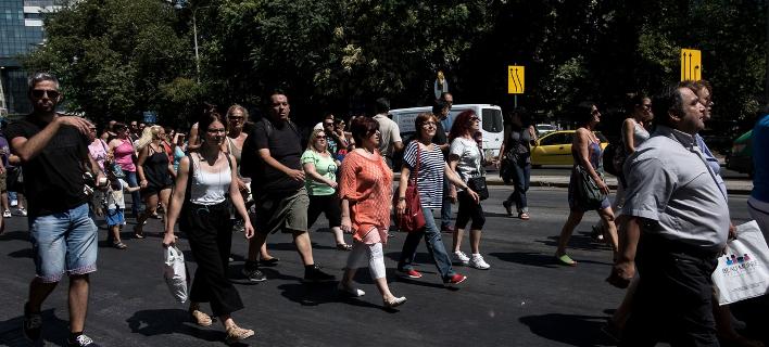 Στο 1.016.571 ο αριθμός των ανέργων στο β΄τρίμηνο/Φωτογραφία:SOOC/Konstantinos Tsakalidis