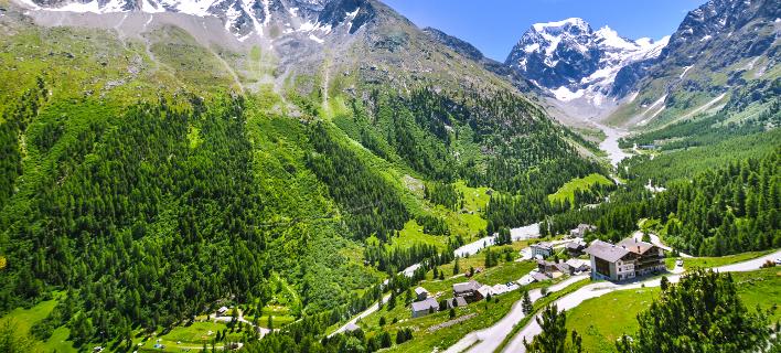 Ελβετικό χωριό αναζητά κατοίκους (Φωτογραφία αρχείου: Shutterstock)