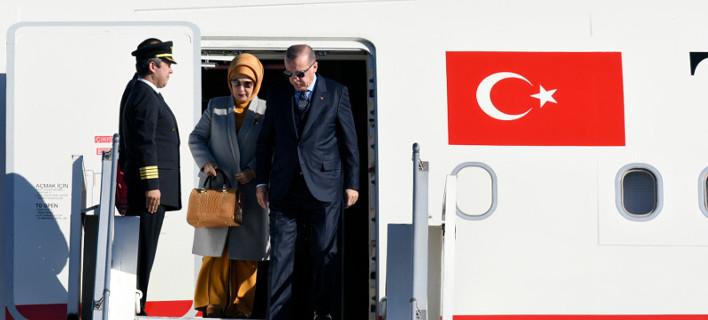 Εξαφανίστηκε η Εμινέ Ερντογάν, ακύρωσε το πρόγραμμά της στην Αθήνα -Τι συνέβη