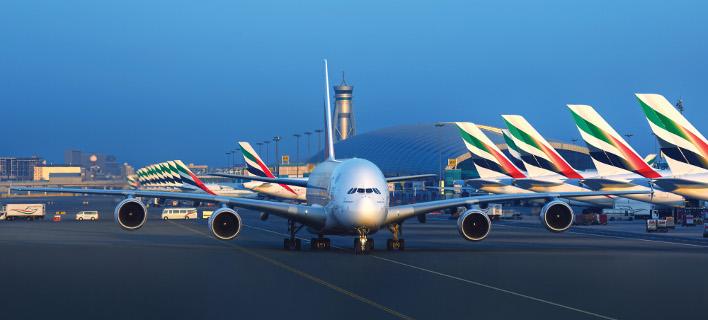 Η Emirates κλείνει το 2017 έχοντας πετύχει κομβικούς στόχους σε επίπεδο στόλου και παρεχόμενου προϊόντος