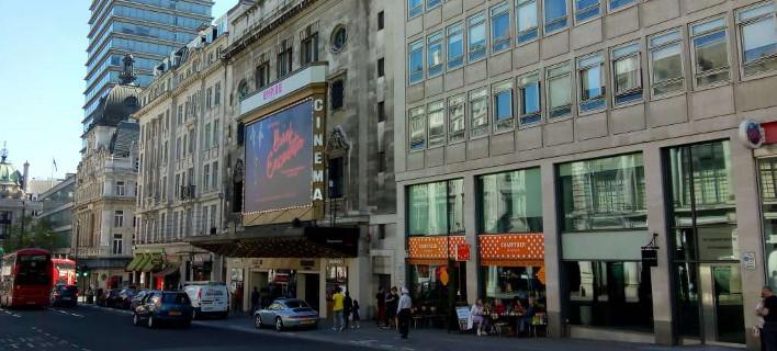 Ο ιστορικός κινηματογράφος Empire Cinema