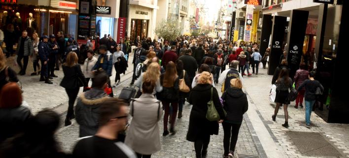 Ανοιχτά σήμερα τα καταστήματα -Η αγορά επιστρέφει σε κανονικούς ρυθμούς