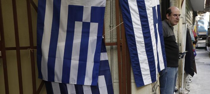 Εμπορος στο κέντρο της Αθήνας /Φωτογραφία Αρχείου: Alexandros Michailidis / SOOC