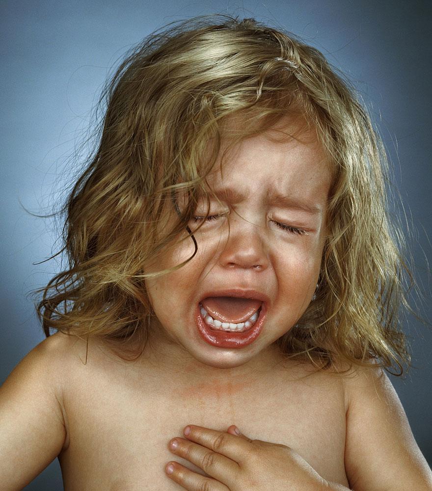 Фото плачущей маленькой девочки 5 фотография