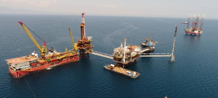 Οι εγκαταστάσεις της Energean Oil στο Ισραήλ